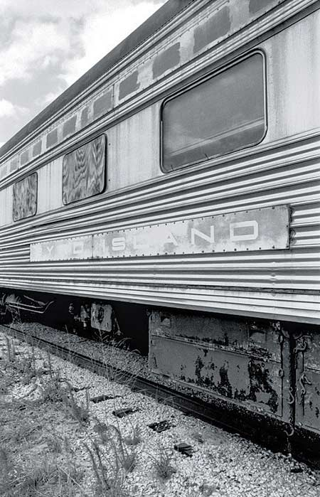 Auto-Train Corporation Sleeper RF&P Byrd Island