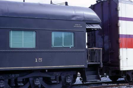 Auto-Train Corporation Business Car Southern 15