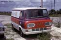Auto-Train Ford Econoline Van