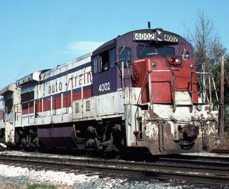 Auto-Train Corporation GE U-36B 4002