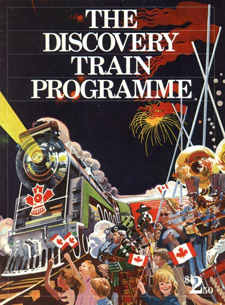 Canadian Discovery Train Program