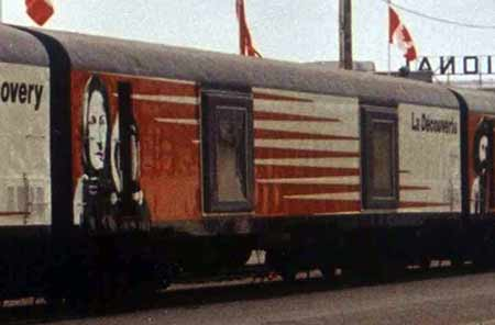 Canadian Discovery Train Car 11