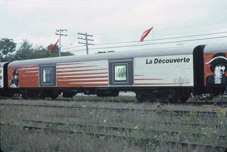 Canadian Discovery Train