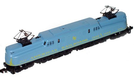 Golden Spike Centennial Limited by Arnold N Scale