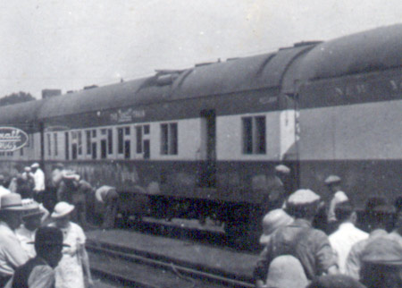 1936 Rexall Train Kantleek
