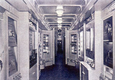1936 Rexall Train