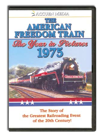 Photo of the American Freedom Train 1975 Video Documentary by Accuen